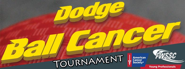 dodge ball cancer event image