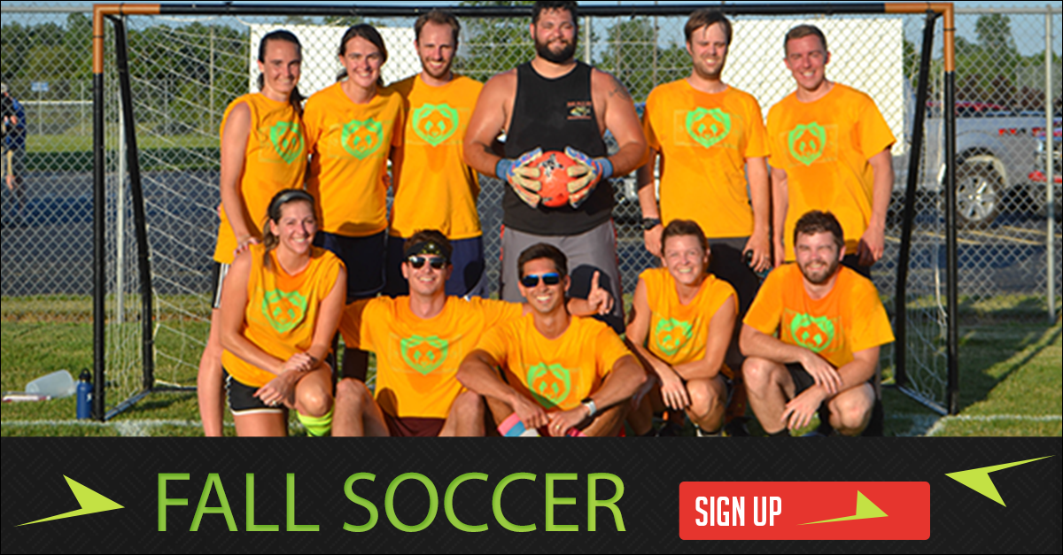 fort wayne sport and social outdoor recreational coed soccer league