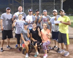 8L4P 33 Softball champs
